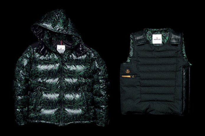 Pharrell Williams x Moncler Outerwear Collection