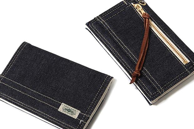 Porter Sanforized Denim Wallet