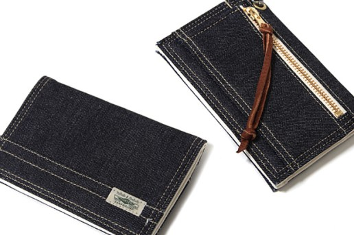 Porter Sanforized Denim Wallet