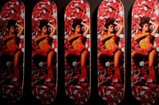 Primitive Brenda Lynn Skate Deck