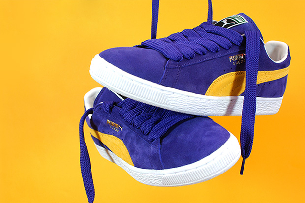 Puma Suede 2010 Spring/Summer New Releases