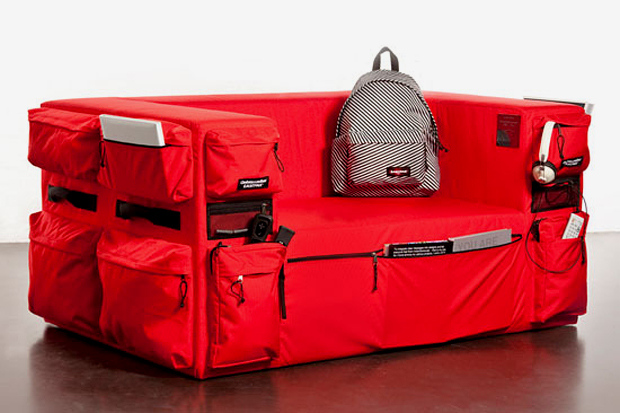 Quinze & Milan x Eastpak Furniture Collection