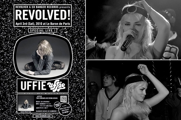 REVOLVED! With UFFIE