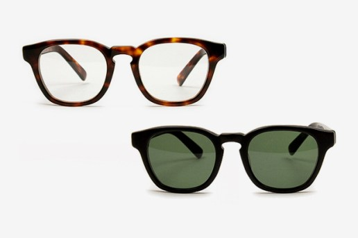 "Robert Geller 2010 Spring/Summer ""David"" Frames"