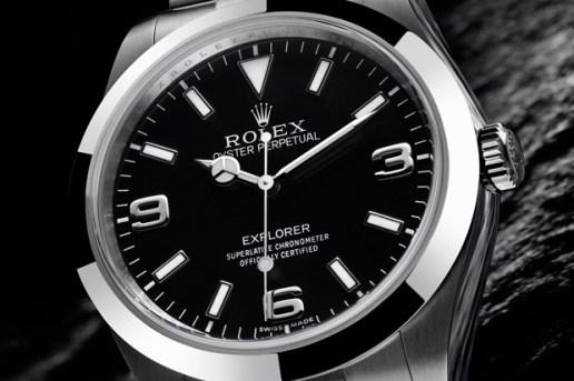 Rolex 2010 Explorer