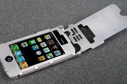 Ryan Glasgow Sheet Metal iPhone Case