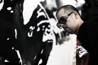 Interview with Slick @ XLarge Harajuku