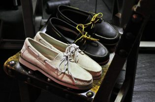 Sperry Top Sider 75th Anniversary Collection - A Closer Look