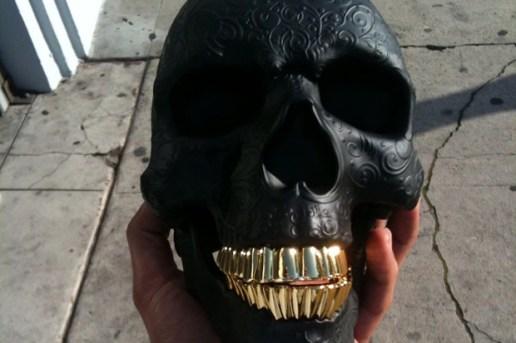 SSUR x Kidrobot Skull Preview
