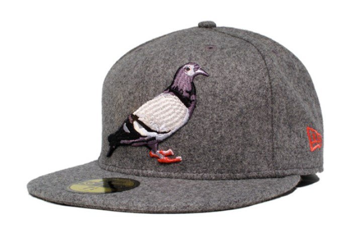 "Staple x New Era 2010 Spring/Summer ""Pigeon"" 59FIFTY Fitted Caps"