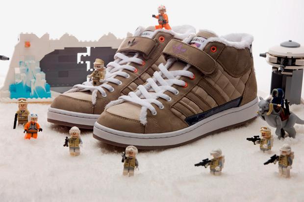 "CLOT x Star Wars x adidas Originals ""Hoth"" Super Skate High"