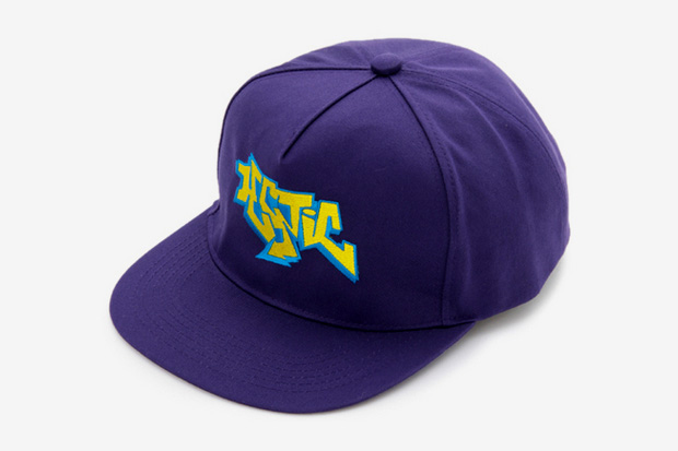 Stash x HECTIC Logo Snap Back Cap