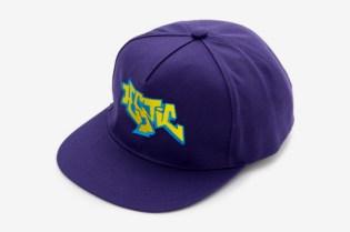 Stash x HECTIC Logo Snap Back Cap