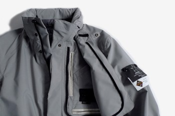 Stone Island Shadow Project 2010 Spring/Summer Collection