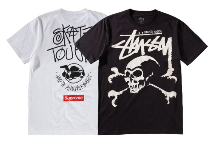 Stussy 30th Anniversary XXX T-shirt Collection Group 2 - Paul Mittleman Q+A