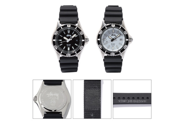 Stussy Aqua Force XXX Watch