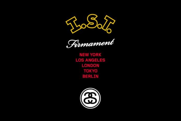 Stussy x Firmament 30th Anniversary Tee