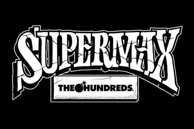 Supermax x The Hundreds Collection Preview