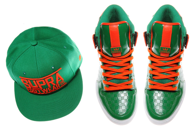"Supra 413 Edition St. Patrick's Day ""Clover"" Vaider"