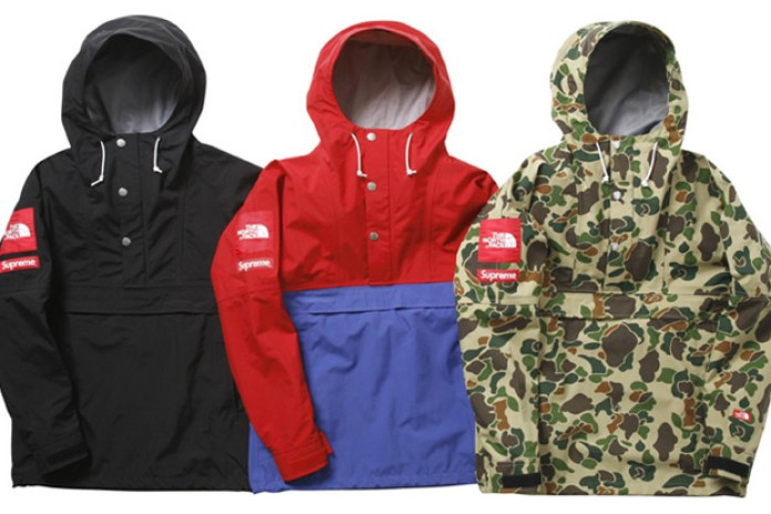 Supreme x The North Face Expedition Pullover