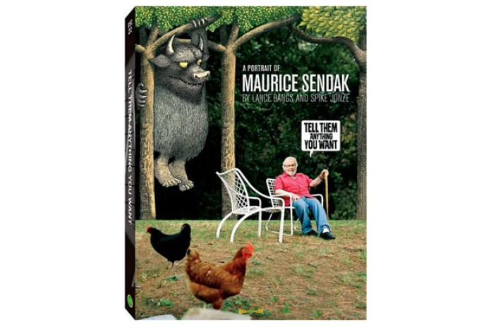 """Tell Them Anything You Want: A Portrait of Maurice SendaK"" Q+A with Lance Bangs and Spike Jonze"