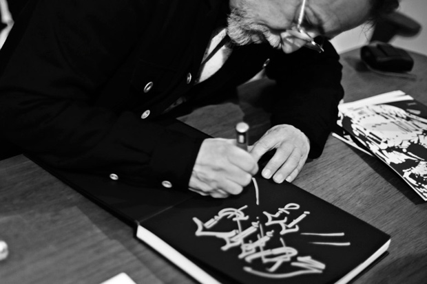 The Art and Life of Chaz Bojorquez Book Launch Recap