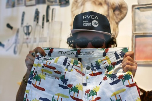 The Cobra Snake x RVCA 2010 Spring/Summer Collection
