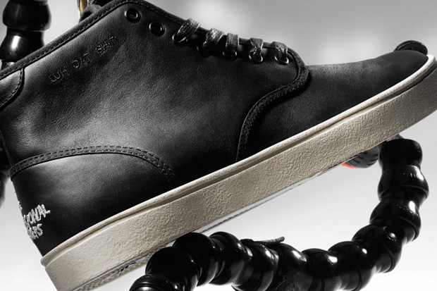 The Goat & The Occasional Others x Emerica Footwear