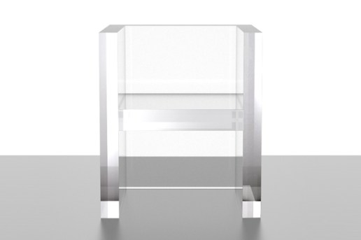 """The Invisibles"" by Tokujin Yoshioka @ Kartell Milan"