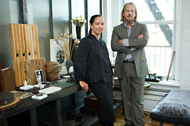 The Scout: Robin Standefer and Stephen Alesch of Roman & Williams