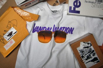 """The Seventh Letter x REVOK """"Vandal Vacation"""" Tee"""