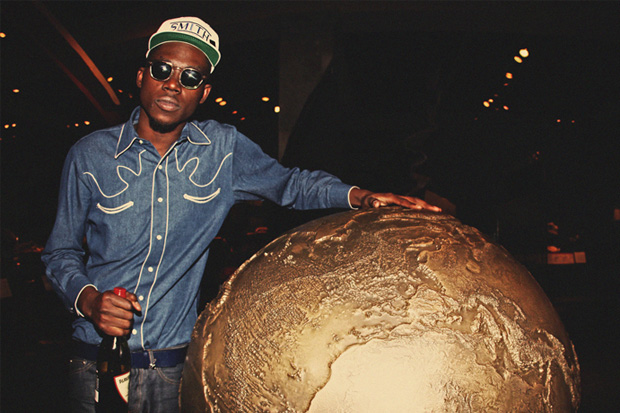 Theophilus London featuring Jesse Boykins - Life of A Lover