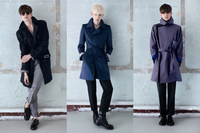 Topman Trench Coat Project
