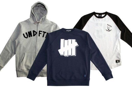 UNDFTD 2010 Spring New Releases