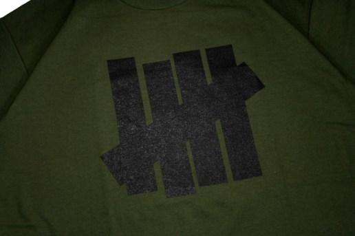 UNDFTD Tokyo 3rd Anniversary T-shirt