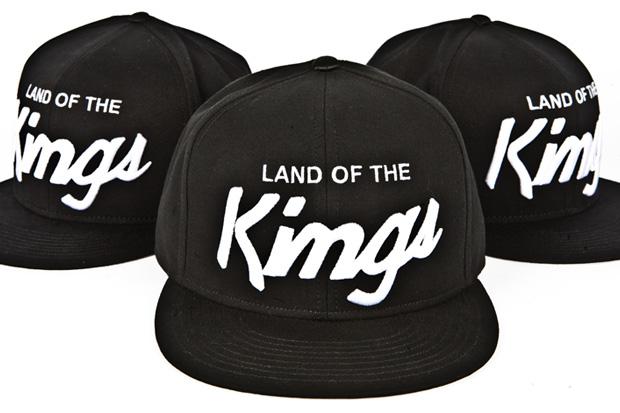 "U-N-I x Hella Tight ""Land of The Kings"" Snap Cap"