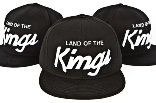 "U-N-I x Hella Tight ""Land of The Kings"" Snap Cap"