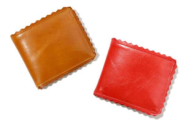 united bamboo Leather Wallet