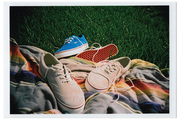 Vans California 2010 Fall/Winter Era Wingtip