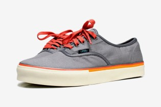 Vans California 2010 Spring Authentic CA