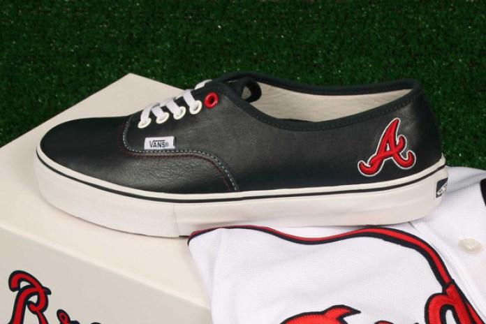 Vault by Vans x MLB Atlanta Braves Authentic LX for Wish