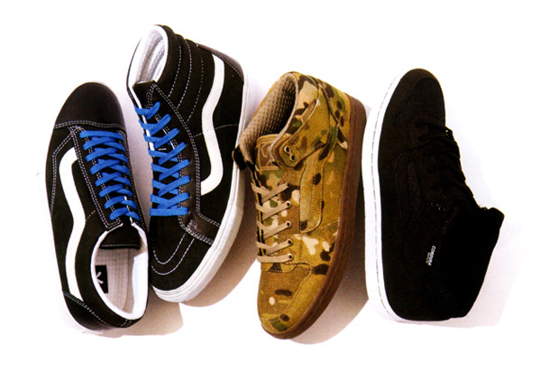 Vans Syndicate 2010 Spring/Summer Preview