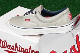 Vans Vault x MLB Washington Nationals Authentic LX for Commonwealth