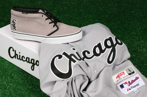 Vault by Vans x MLB Chicago White Sox Chukka LX for St. Alfred