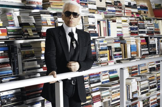 Vice Interview with Karl Lagerfeld
