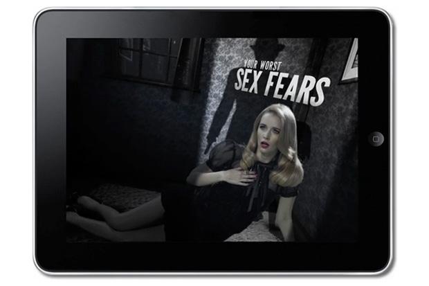 VIV Mag Interactive Feature Spread for iPad