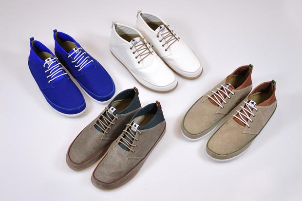 Volta Spring 2010 Footwear
