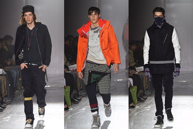 White Mountaineering 2010 Fall/Winter Collection