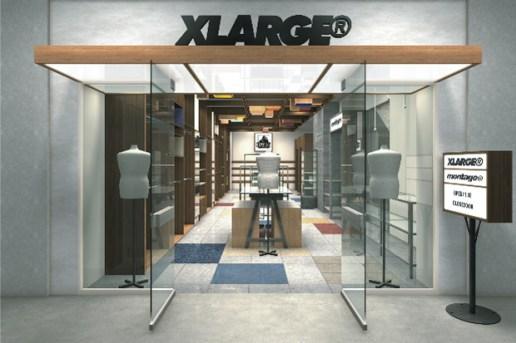 XLarge Fukuoka Renewal Limited items