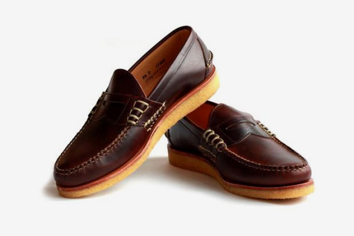 Yuketen 2010 Spring/Summer Collection Country Loafer